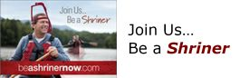 Be a Shriner